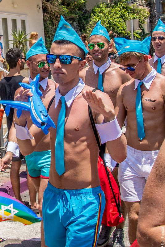 Tel Aviv Gay Pride Parade 2014 #TelAvivPride