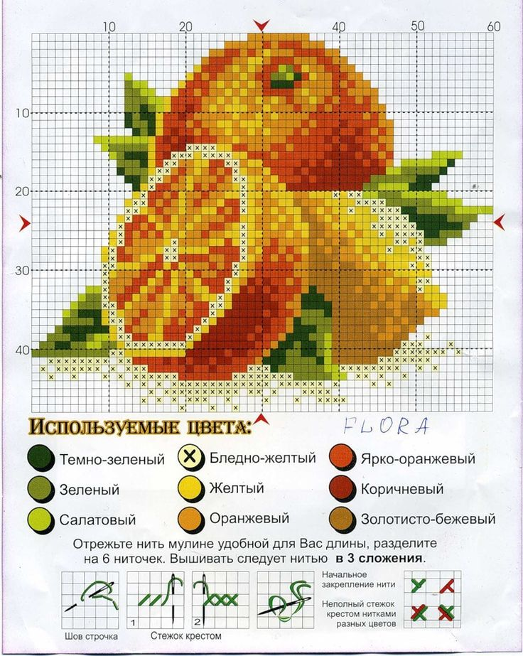 . de X-taula, cuina... --Naranjas
