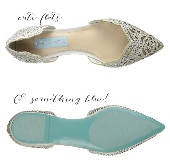 34 Cute + Most Comfortable Wedding Shoes Flats Wedges Heels