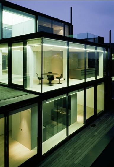 Penthouse Antwerp, Vincent Van Duysen 2003
