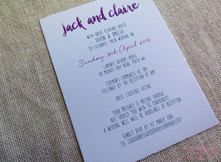 Claire & Jack