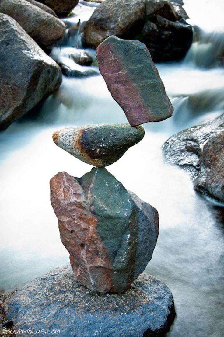 Gravity Glue – L'art de l'équilibre