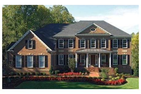 Maple Woods, NVHomes newest luxury estate community near Baltimore offers 3+ acre home sites with granite countertops standard in Kitchen and Master Bath