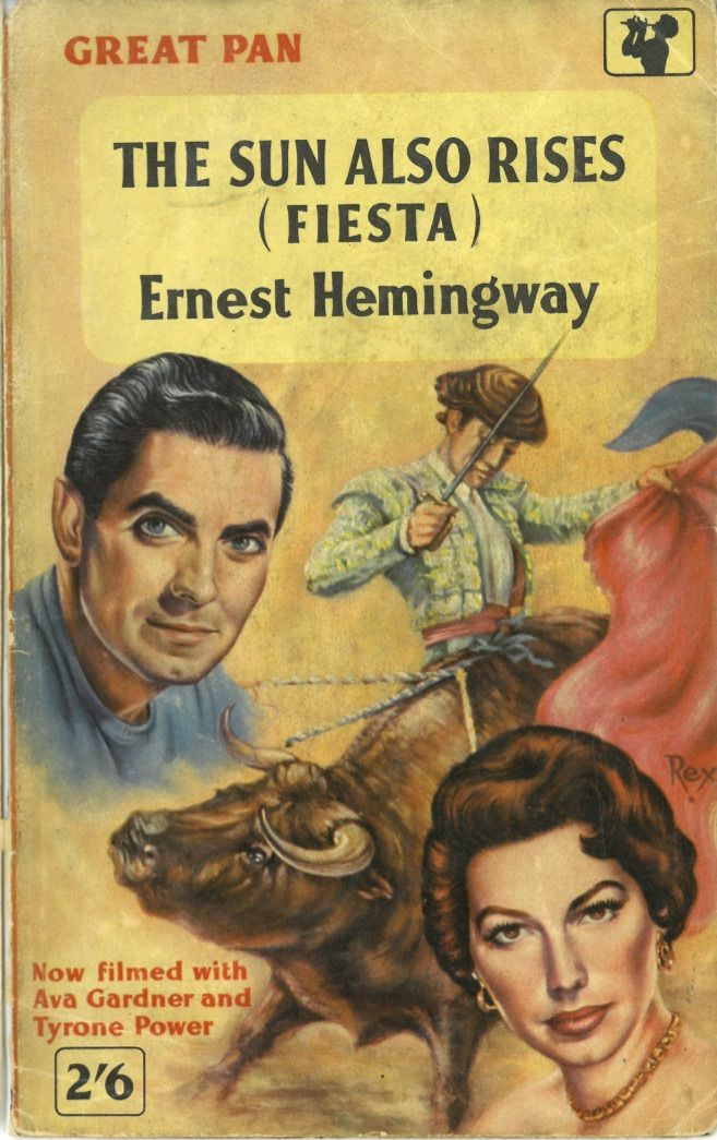 an analysis of the sun also rises by ernest hemingway The sun also rises book summary and study guide through the eyes of jacob barnes in the sun also rises ernest hemingway books note.