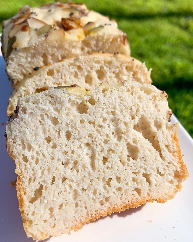 Pan Protieco Sin Gluten Sin Levadura Muy Fácil Esponjoso Y Suave Claroooo Que Nunca Les Dejo Sin La Receta Y Obviamente Siempre Atent Food Bread Sin Gluten