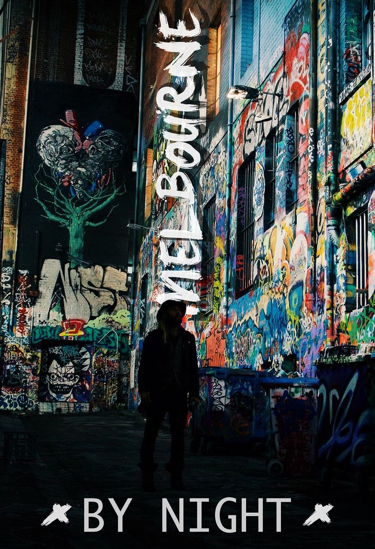 Do you explore cities by night? Have you ever seen Melbourne by night? Melbourne is a city that transforms when the sun sets, and the graffiti strewn alleyways come to life. Come see Melbourne at night! http://lostboymemoirs.com/why-you-should-explore-melbourne-by-night/