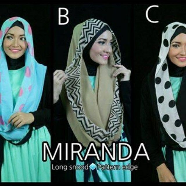 Miranda more info pls mail us :allhijab30@gmail.com