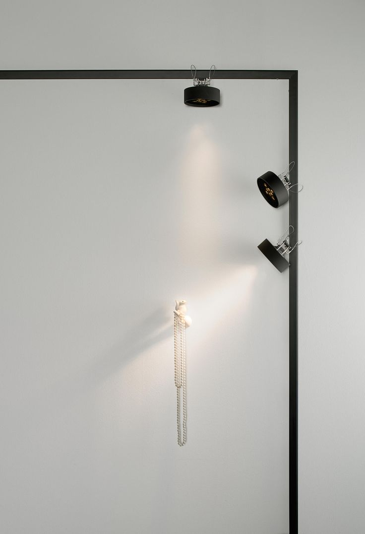 MAX-W by Buschfeld Design | Track lighting