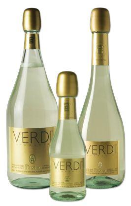 Verdi | Sparkling Italian Fun : Verdi, Verdi Spumante, Verdi Sparkling Beverage