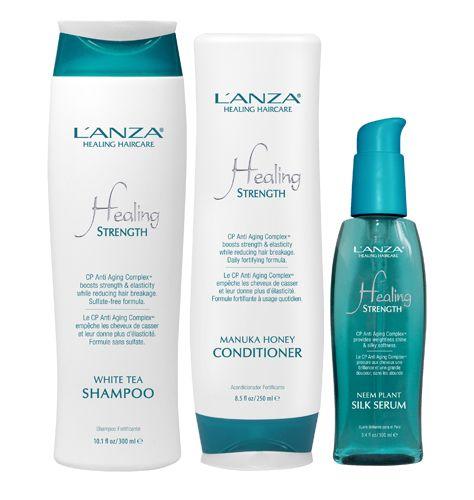 Προϊόντα κατά του σπασίματος της τρίχας για δύναμη & προστασία στα ταλαιπωρημένα μαλλιά.