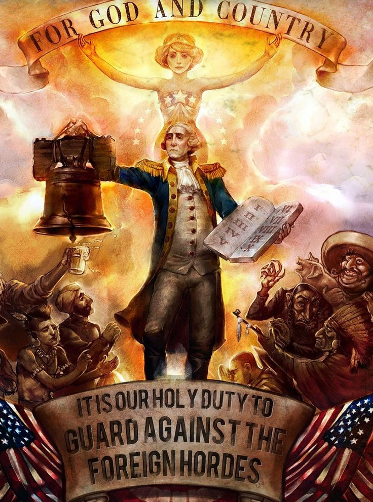 Bioshock Infinite is a beautiful commentary on jingoism, American Exceptionalism, religious zealotry, racism, and sexism.  It came out at a perfect time.