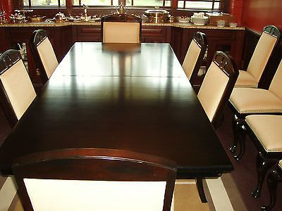 Drexel Heritage | Formal Dining Set | Table 10 Chair | EXCELLENT | 20% of Retail