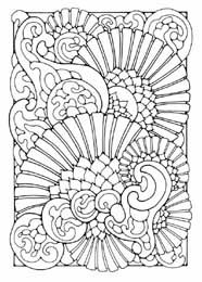 patterns to colour in clickable large thumbnails linking to free pdf