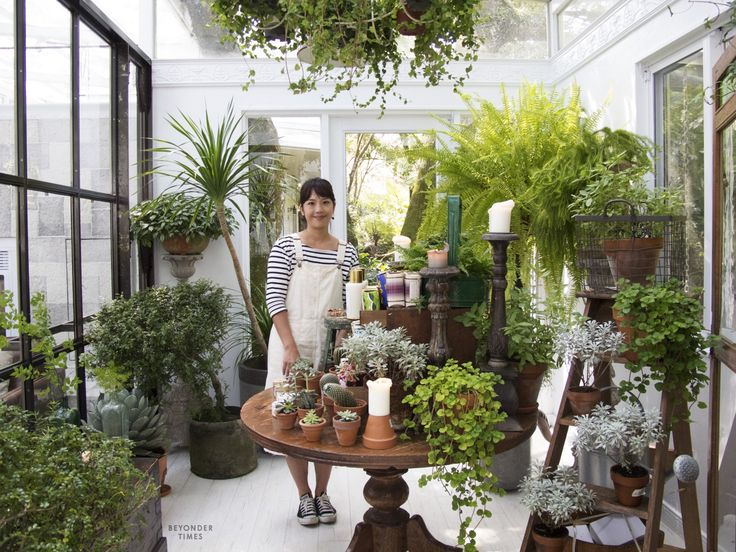 Japanese Florist in Taiwan: Green Art Created by Taiwan's Plants Surprises Locals – Medium