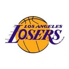 Losers ;) | Los angeles lakers basketball, Lakers logo ...