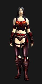 Chief Brigadier Mail - Transmog Set - World of Warcraft