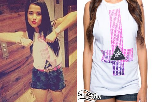 Becky G's Clothes & Outfits | Steal Her Style | Page 9