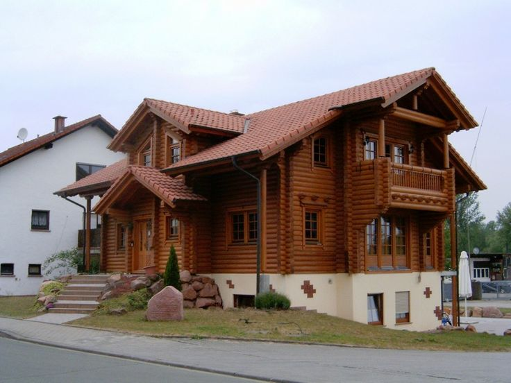 Owner Builders Thirty Years Log Cabin Modular Homes