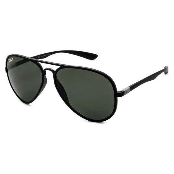ray ban matte black aviator sunglasses  17 Best ideas about Mens Aviator Sunglasses on Pinterest