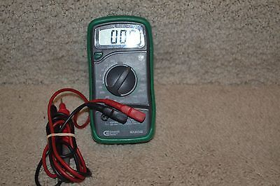 Commercial Electric Digital Multimeter MAS830B