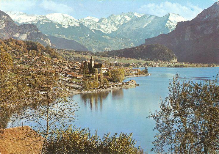 Švajčiarsko-Brienz