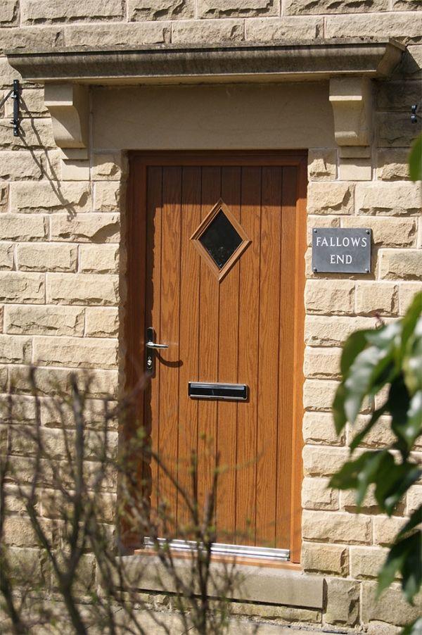 Love this cottage composite door ) & 22 best Front Door images on Pinterest | Front doors Door ideas ... pezcame.com