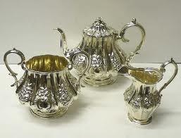 .: Antiques Silver, Teas Time, Sterling Silver, Antiques Teas, Teas Thyme, Teas Sets, Silver Teas, Vintage Silver, Teas Pot