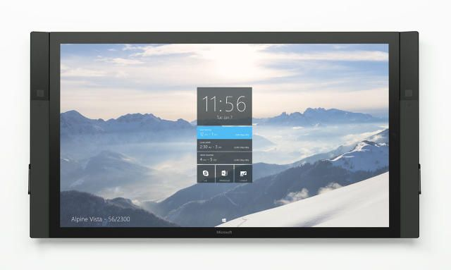 The Untold Story of Microsoft's Surface Hub | 'A man with a dream. A company in flux. A secret factory outside Portland. And a hyper-ambitious gambit to reimagine how meetings happen.' (via @fastcompany)