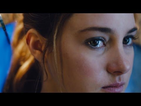 Divergent (2014) Trailer Dwight has me reading the book now and it is hard to put down,....