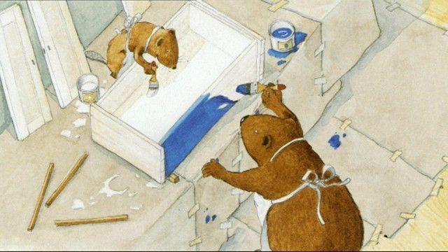 Digitaal prentenboek: Kasper de schilder.