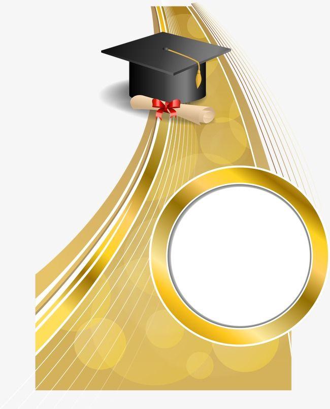 Sertifikat Graduation Design Graduation Center Pieces Boarder Designs