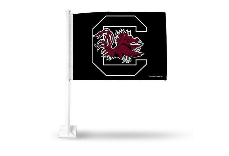 carolina flag and banner