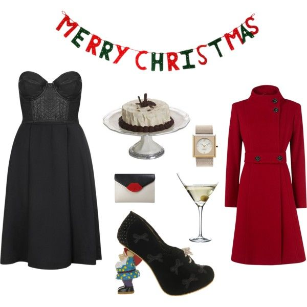 """Happy Xmas"" by kikajit on Polyvore"
