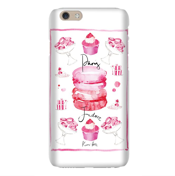 Paris J'adore Phone Case