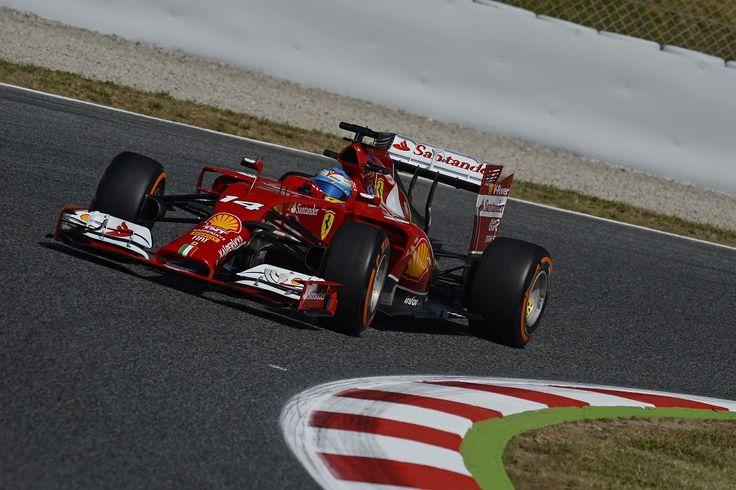 GP di Spagna: sessione di intenso lavoro per Alonso e Raikkonen