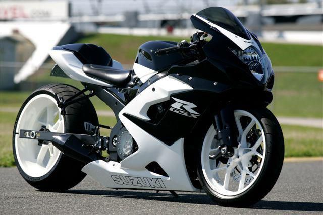 CUSTOM 2005 GSXR 1000 240 FAT TIRE KIT, US $10,601.00, image 1