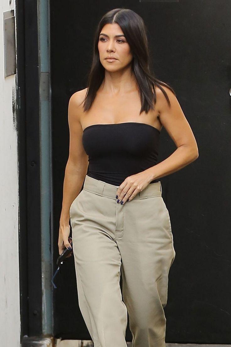 Kourtney Kardashian♡   Kourtney kardashian hair, Kourtney