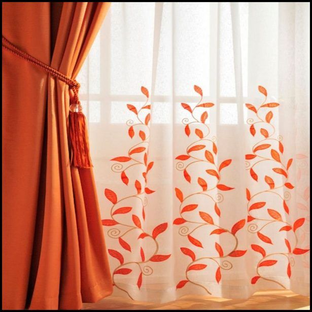 Best 25 Burnt Orange Curtains Ideas On Pinterest Burnt