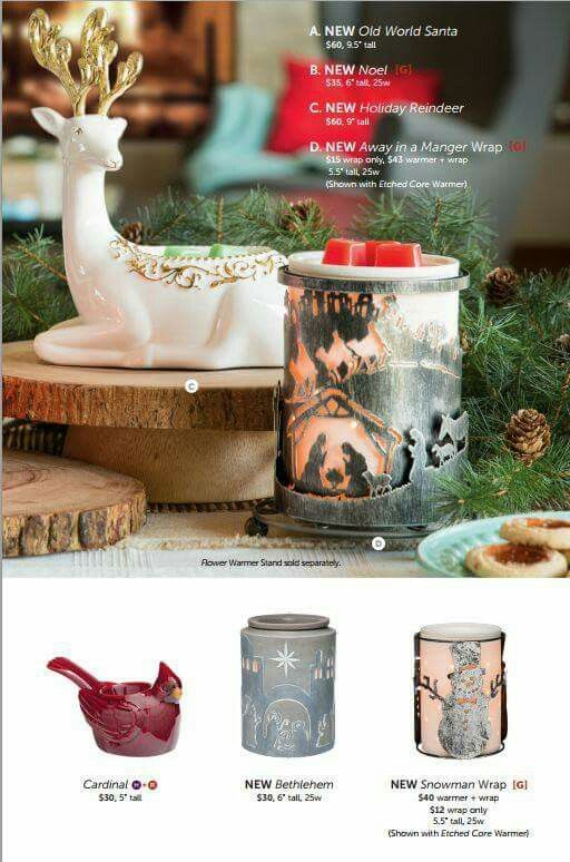 Scentsy 2015 Holiday Collection Http://kennyrstephens.scentsy.us