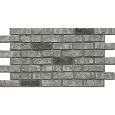 17 best images about faux brick panels on pinterest for Brick stone siding