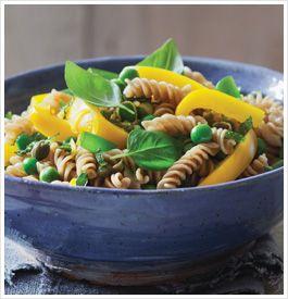 SPRING FLING PASTA SALAD - The Eat-Clean Diet®
