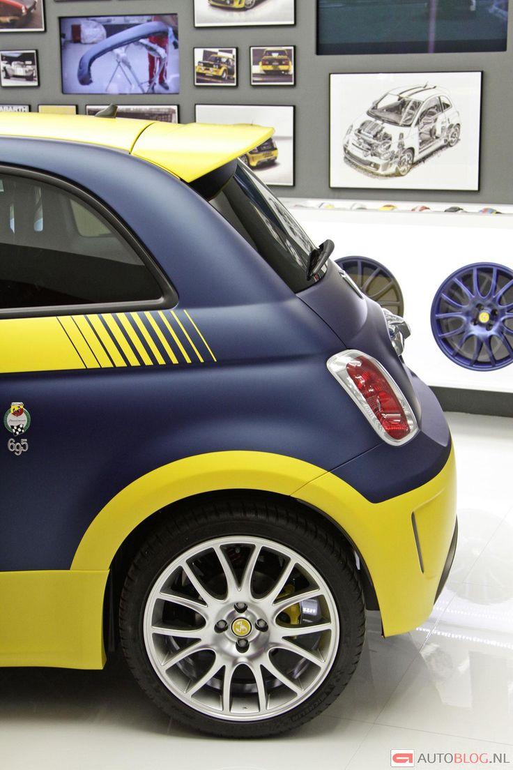 Abarth 695 Fuori | Fiat 500 | Pinterest | Fiat, Cars and Fiat 500