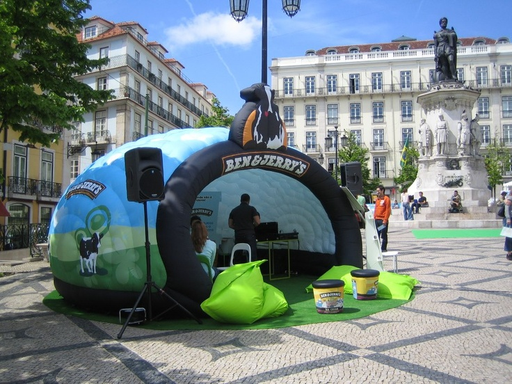 #LUNA #PORTABLE #INFLATABLE #MULTI-PURPOSE #EVENT #STRUCTURE #BRANDED #SAMPLING http://www.brandinteractivation.com/