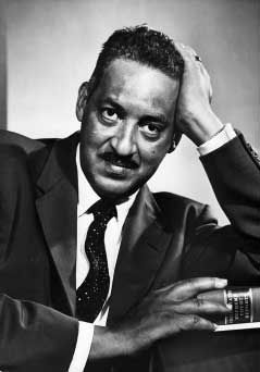 The Honorable Thurgood Marshall (born Thoroughgood Marshall), American chief counsel to the NAACP, Solicitor General, & the 1st African American Justice of the United States Supreme Court. Before becoming a judge, he was a lawyer who was best known for his high success rate in arguing before the Supreme Court and for the victory in Brown v. Board of Ed. When he retired, he was reportedly unhappy about who George H. W. Bush might nominate in his place; it would later be Clarence Thomas…