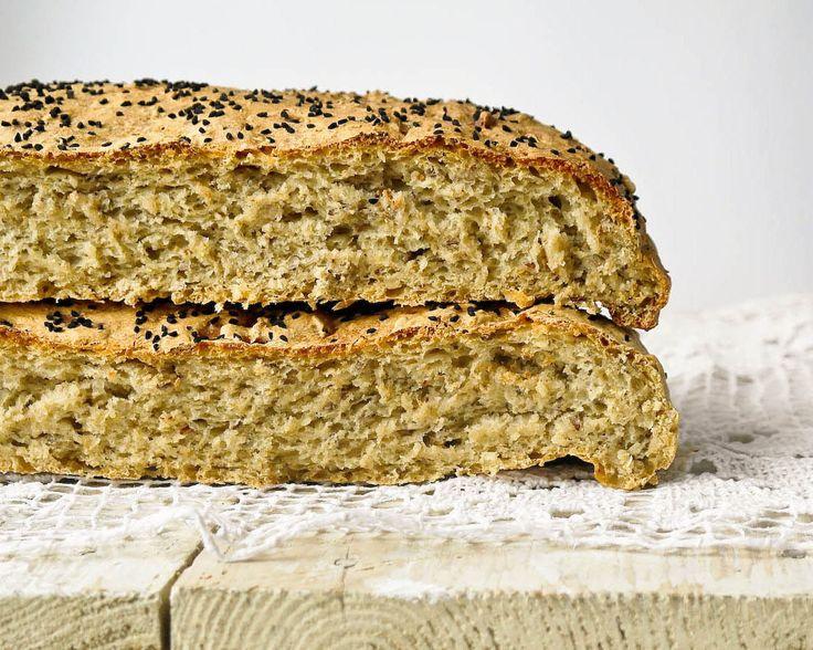 Chleb z kłączem perzu