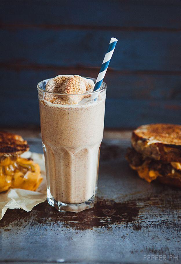 ... Toasted S More, Ice Cream, Toasted Marshmallow, Marshmallow Milkshake