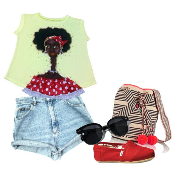 """""""Carnaval de Barranquilla"""" by marilooly on Polyvore"""