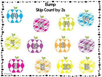 Skip Counting Roll & Cover Roll & over games are a fun, hands-on activity that engages students as they practice skip counting.These games can easily be used in small group instruction, math centers, whole class activity, as a supplemental to your math cu
