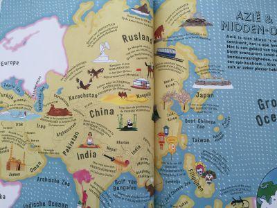 Mijn recensie over Rachel Williams - De grote avonturenatlas. Een verzameling natuurwonderen, bijzondere feesten en opwindende ervaringen uit alle windstreken   http://www.ikvindlezenleuk.nl/2015/09/rachel-williams-de-grote-avonturenatlas/