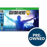 Guitar Hero Live - PRE-Owned (Disc Only) - Xbox One, Multi, PREOWNED